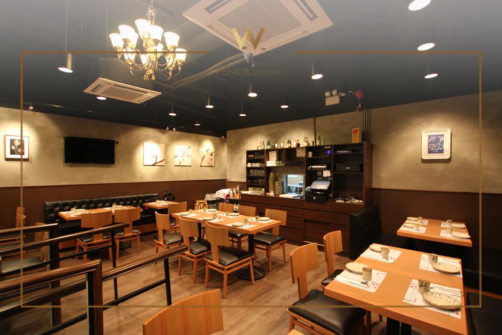 寶其利街韓式餐廳
