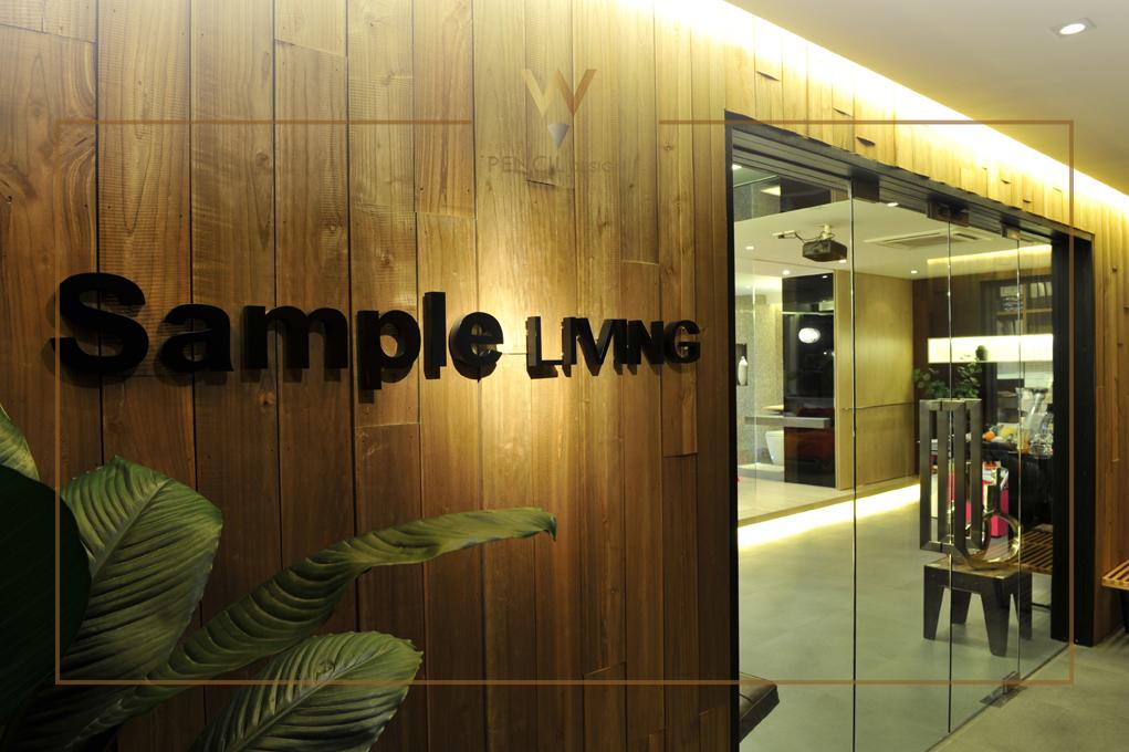 旺角 Sample Living